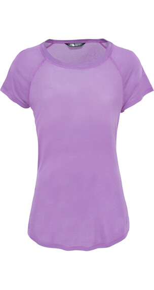 The North Face W's Versitas S/S Shirt Sweet Violet